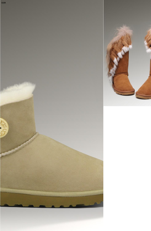 como se hacen las botas ugg