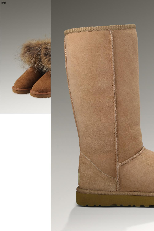 modelos y precios de botas ugg