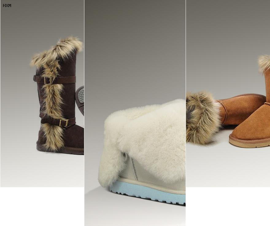 ugg impermeables mujer